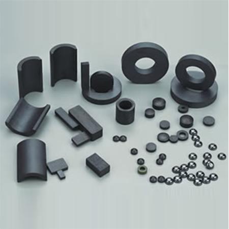 Các kích thước nam châm ferrite(nam châm đen) thông dụng được sử dụng nhiều nhất hiện nay