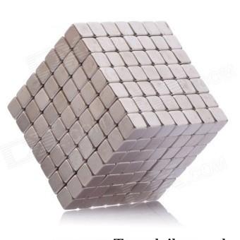 Nam châm viên đồ chơi hình vuông