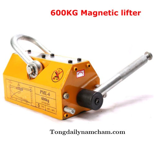 Nam châm nâng tay gạt PML 600KGS