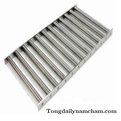 Dàn nam châm 12 thanh lọc sắt tạp chất