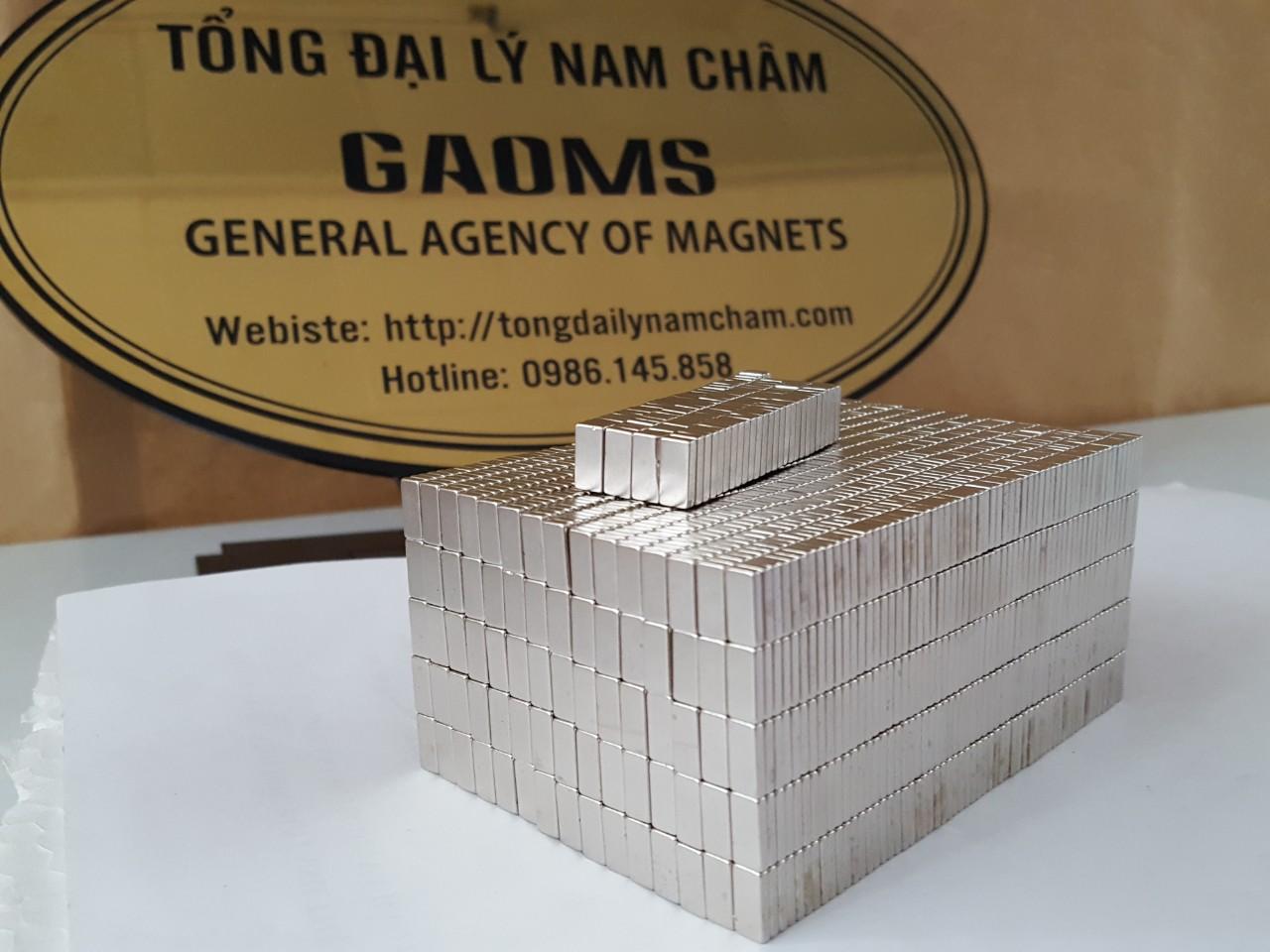 Nam châm vĩnh cửu 10-5-2mm-GAOMS