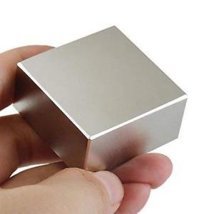 Nam châm trắng 37x37x17mm siêu mạnh