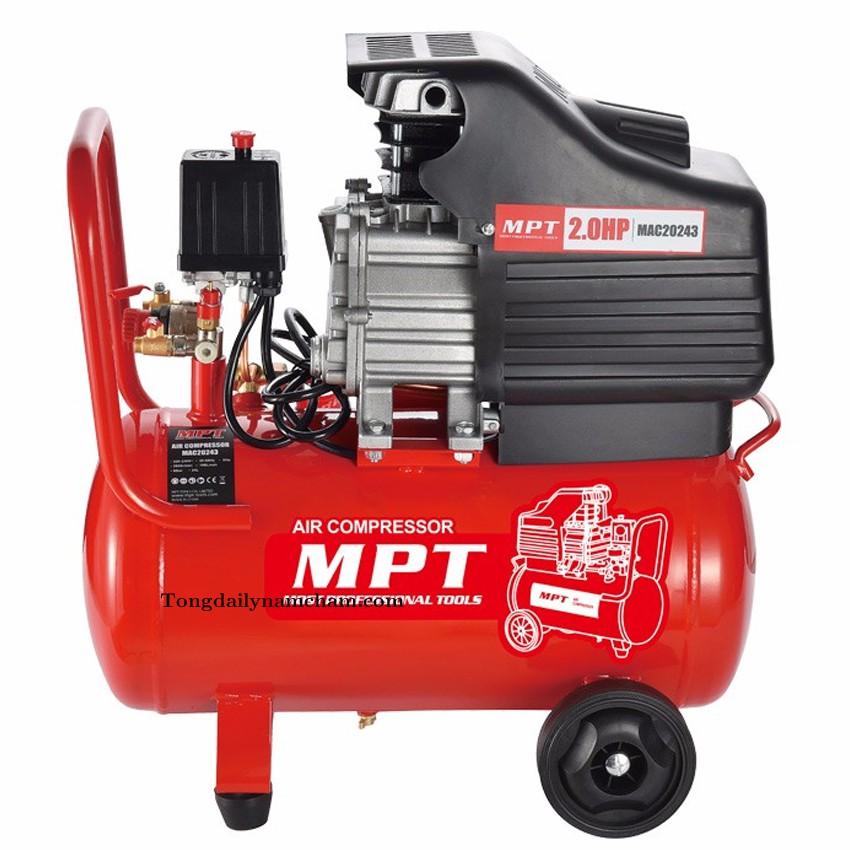 Máy nén khí trục vít MPT chính hãng